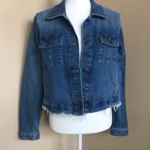 {Loft} Jean Jacket. Size Small. New w/out tags.